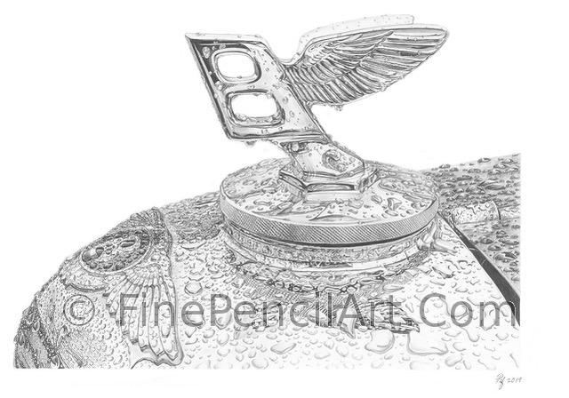 Bentley Artwork