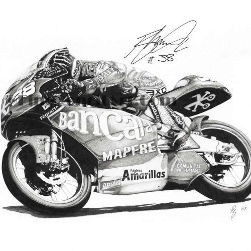 Bradley Smith – Signed – 124875