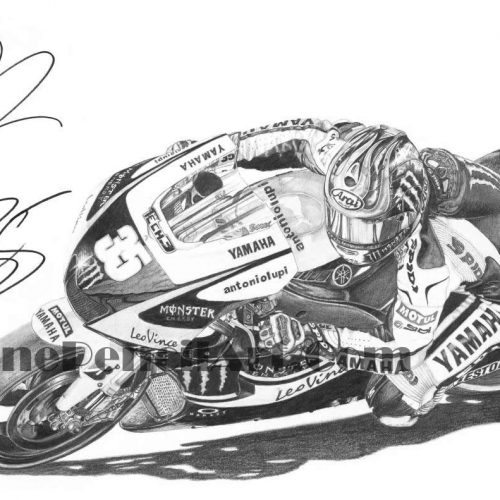 Cal Crutchlow – Signed – 584723