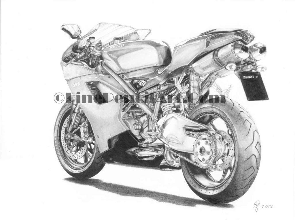 Ducati 1098 - 252527