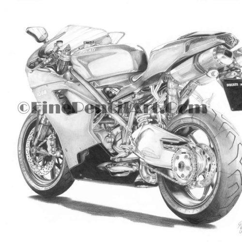 Ducati 1098 – 252527