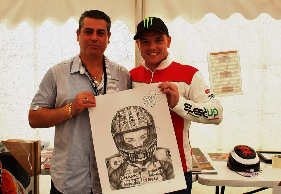 Pif with Sam Lowes